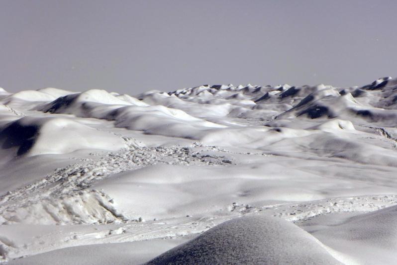 10133 Inlandeis, östlich Kangerlussuaq