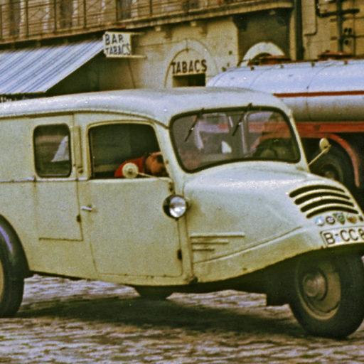 Reisen mit dem Fahrzeug - Goliath GD750 Wohnmobil in Séte, Südfrankreich