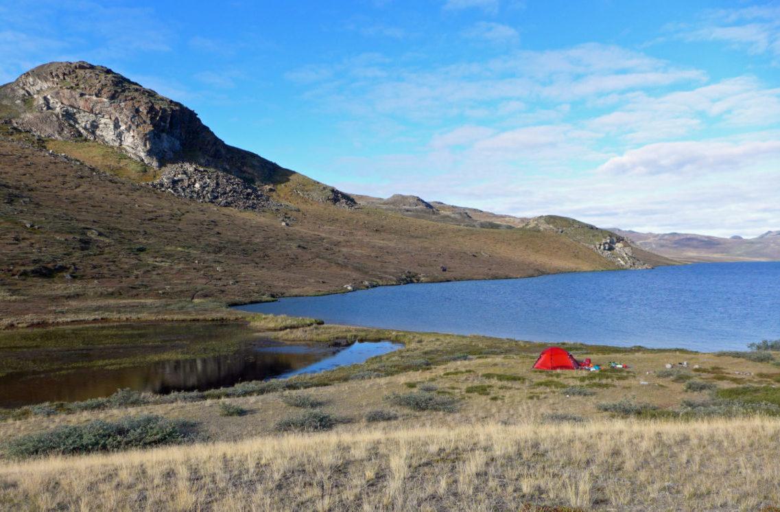 Arctic Circle Trail mit dem Hilleberg Allak