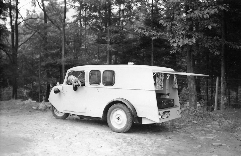 Goliath F200 Reisemobil